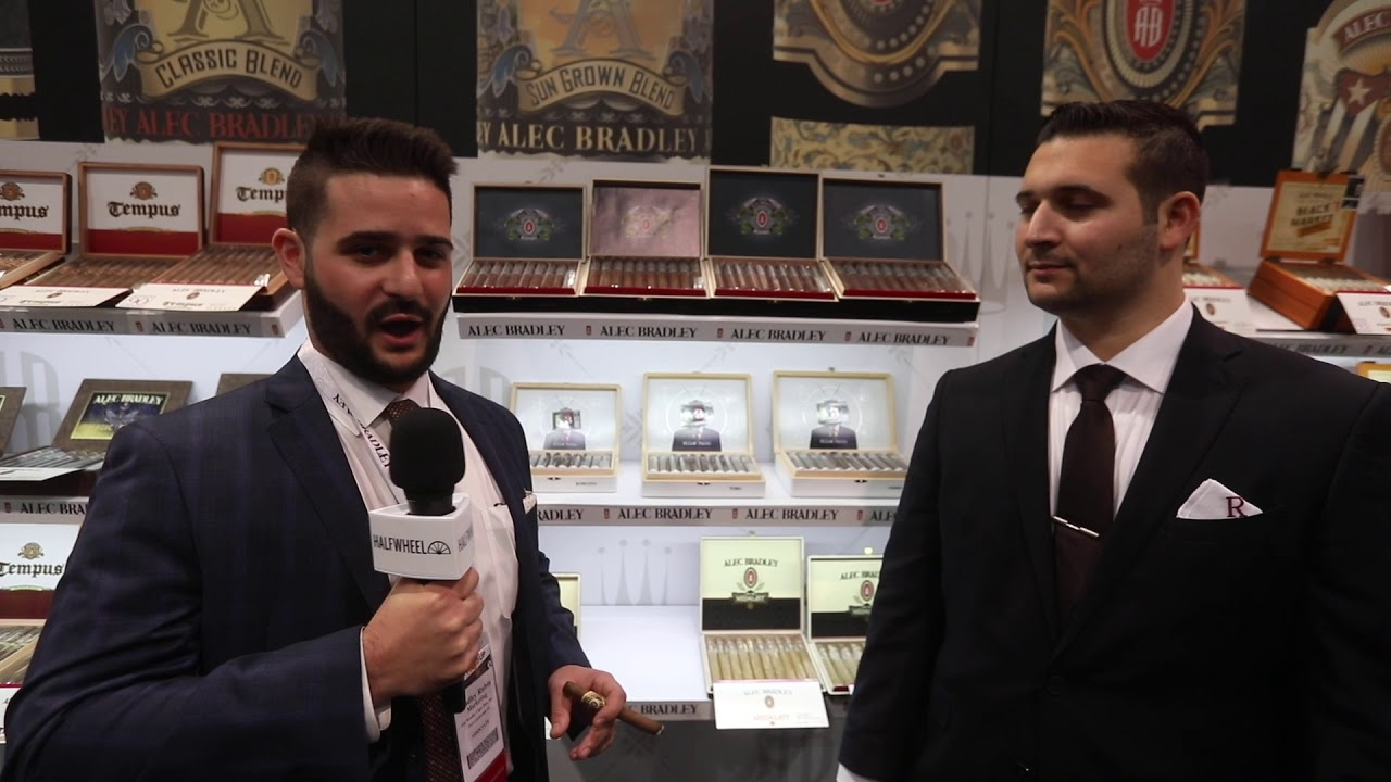 Video: IPCPR 2018: Alec and Bradley Blind Faith Intro