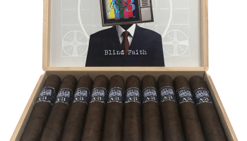Blind Cigar Review: Alec Bradley | Blind Faith Robusto – Blind Man's Puff